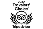 La Haule Manor, Travellers Choice - award winners 2020